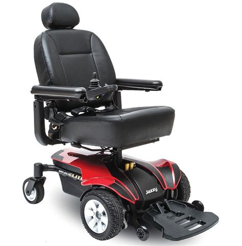 Jazzy Power Chair Used by Jazzy Select Elite Power Chair