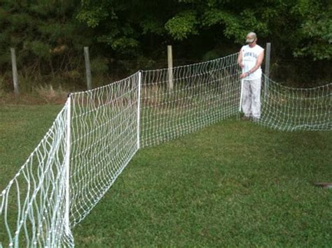 movable chicken fence electric fence building a portable electric fence