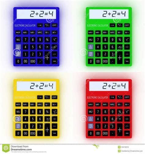 color calculator color calculator 3d royalty free stock photos image