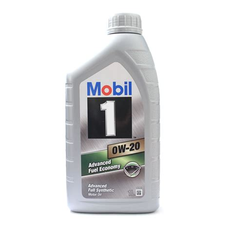 mobil 1 engine 1 litre mobil 1 fuel economy 0w20 advanced performance