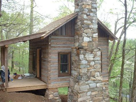 Small Cabin Fireplace by Log Cabin Fireplace The Completed Cabin With