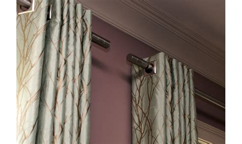 Custom Made Drapery Panels Custom Made Drapery Panels With Grommets And Busche Rods