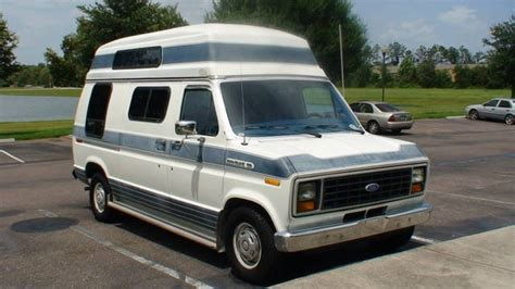 Ford Camper Conversion Van For Sale   Autos Post