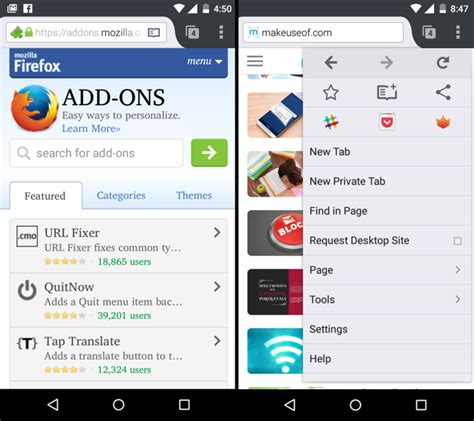 firefox for android how easy is it for a chrome user to switch to firefox today