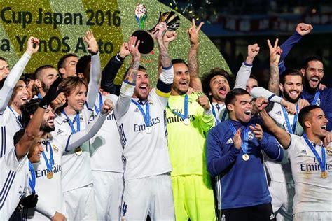 imagenes real madrid ceon mundial de clubes el real madrid se corona ce 243 n del mundial de clubes