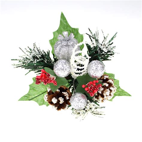 wholesale christmas floral picks picks wholesale
