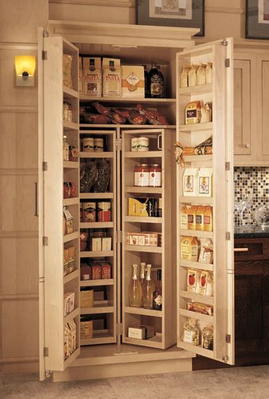 Kitchen Cabinets Pantry by Kitchen Cabinets Options For A Kitchen Pantry You Deserve