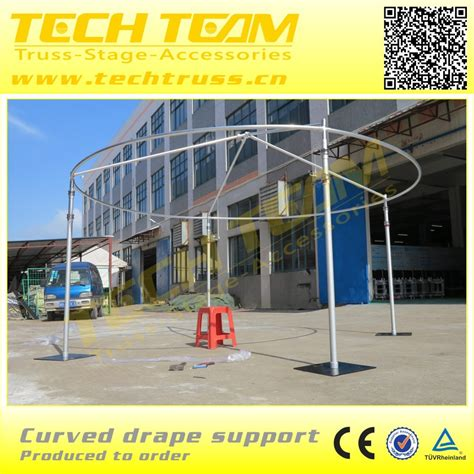 curved pipe and drape pipe and drape decorations curved buy pipe and drape