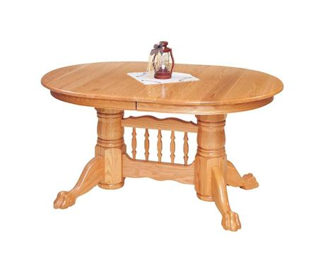 Dining Room Tables For Sale In Lancaster Pa Lancaster Pedestal Dining Table By Keystone