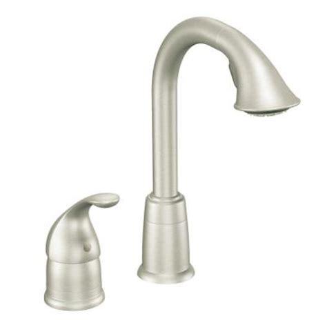 moen camerist single handle bar faucet in classic