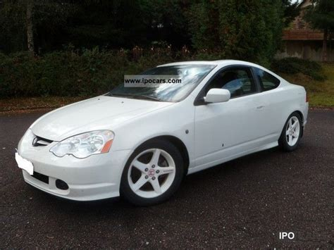 2003 acura rsx type s type r car photo and specs