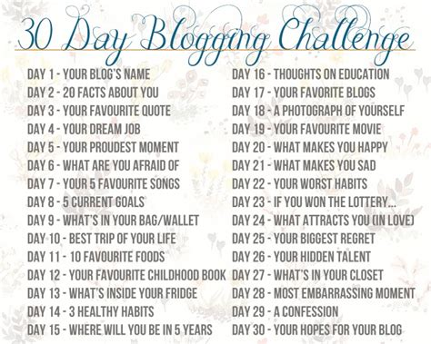 my positivity guide and journal challenge thirty day challenge books thirty day blogging challenge someday laurin
