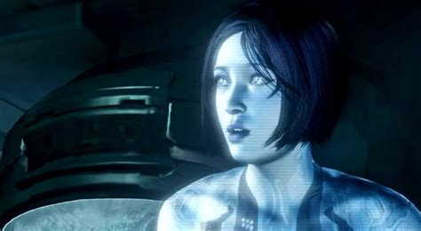 can i see your face cortana romances in gaming take four the halo series