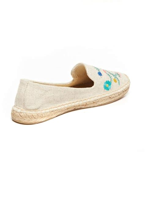 mexican slippers soludos mexican embroidery espadrilles from florida by