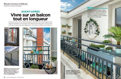 Amenagement Balcon En Longueur 2228 by Amenagement Balcon En Longueur Balcon Jardin With