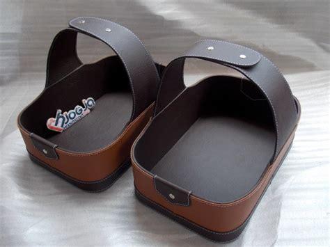 Keranjang Parcel Jogja parcel set keranjang parcel cantik dari kulit sintetis jogja handycraft suplier kerajinan