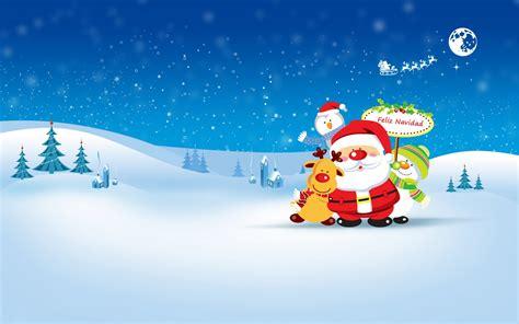 imagenes santa claus navidad wallpaper de navidad con santa claus linda ilustraci 243 n