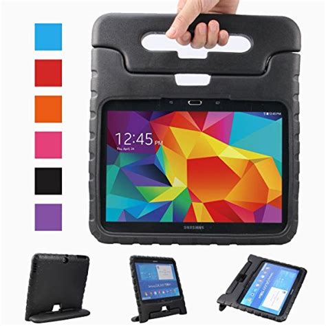 Samsung Galaxy Tab 3 Color samsung galaxy tab 4 10 1 bmouo light weight shock proof convertible