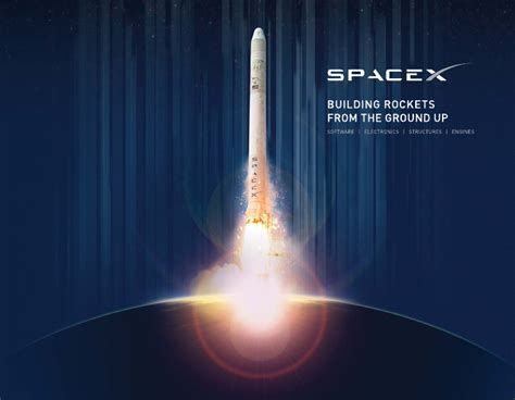 Spacex Overview Spacex Powerpoint Template