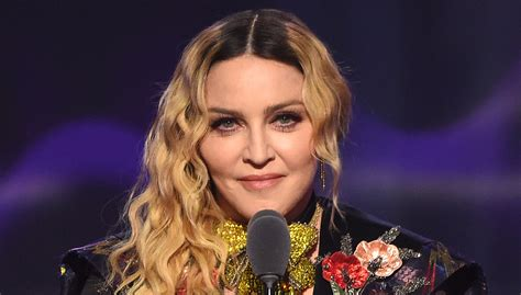 Madonna Is by Madonna S Met Gala 2017 Look Is Army Chic Madonna News