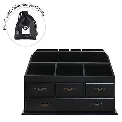 dresser top vanity tray wood dresser top vanity cosmetic organizer chest box