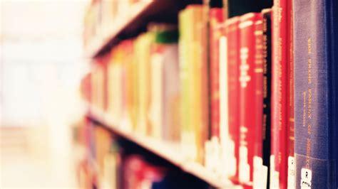Wallpaper Bookshelves library wallpaper desktop wallpapersafari