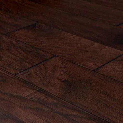 Mohawk Engineered Hardwood Flooring Hickory Chocolate Hardwood Flooring Mk34371 11
