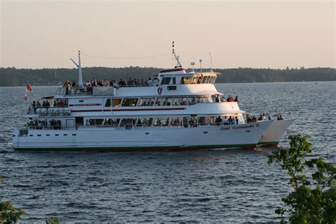 the boat north bay take a cruise on the legendary chief commanda ii