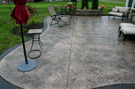 Concrete Patio Cost by Best 25 Concrete Patio Cost Ideas On Sted