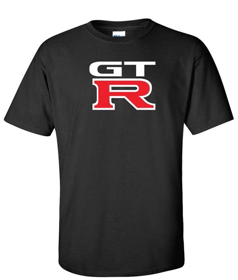 Nissan Shirts by Nissan Gt R Logo Graphic T Shirt Supergraphictees
