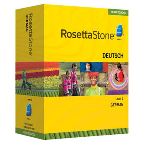 rosetta stone german review foreign language home school product reviews