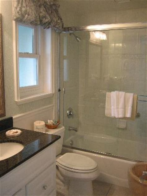 redone bathroom ideas newly redone bathroom picture of carmel bay view inn