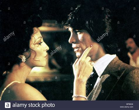 The Stud joan collins oliver tobias the stud 1978 stock photo