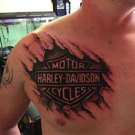 harley tattoos 95 adventurous harley davidson tattoos