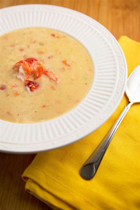 lobster bisque recipe lobster chowder recipe dishmaps