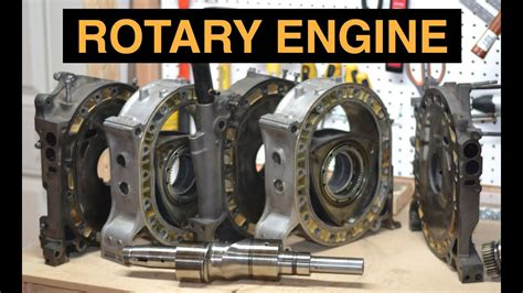 rotary engines work mazda rx  wankel detailed