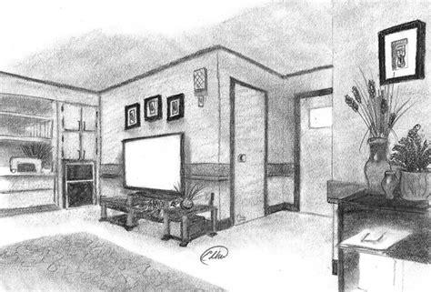 2 point perspective living room room 211 ethiene salgado