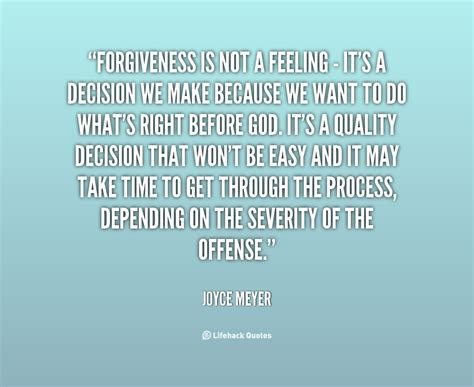 joyce quotes joyce meyer quotes on forgiveness quotesgram