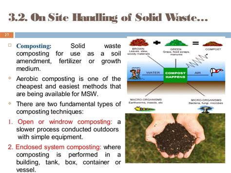 composting for a new generation techniques for the bin and beyond books solid waste generation and handling