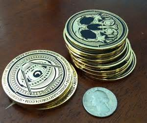 coin business cards gold coin business cards randommization