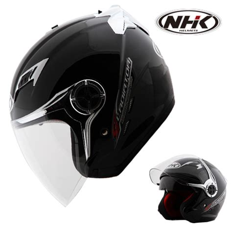 Helm Nhk Gladiator Solid Visor Half helm nhk gladiator solid pabrikhelm jual helm nhk pabrikhelm jual helm murah