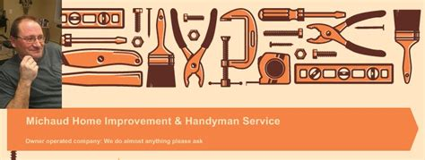 michaud home improvement handyman service about us