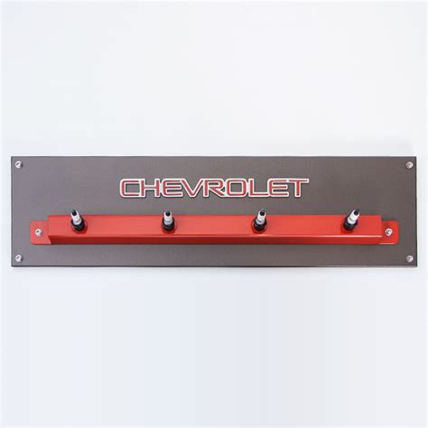 custom chevrolet spark coat rack slipstream creations