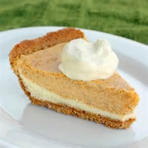 double layer pumpkin cheesecake recipes dishmaps