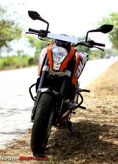 Ktm Commuter Team Bhp Ktm Duke 200 My New Commuter Edit 18k Kms Up