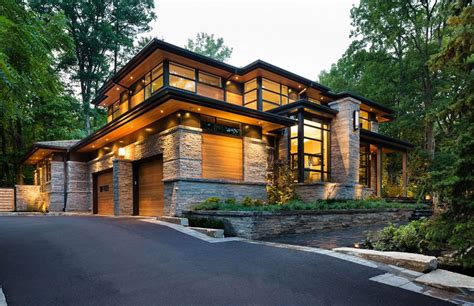 stone and wood homes glass wood stone modern homes pinterest wood stone