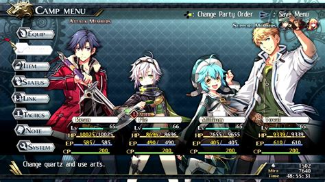 trail cold steel xseed releases new trails of cold steel 2 screenshots and