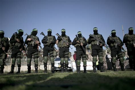 Hamas Also Search For Idf General Is Fighters With Hamas In Gaza The