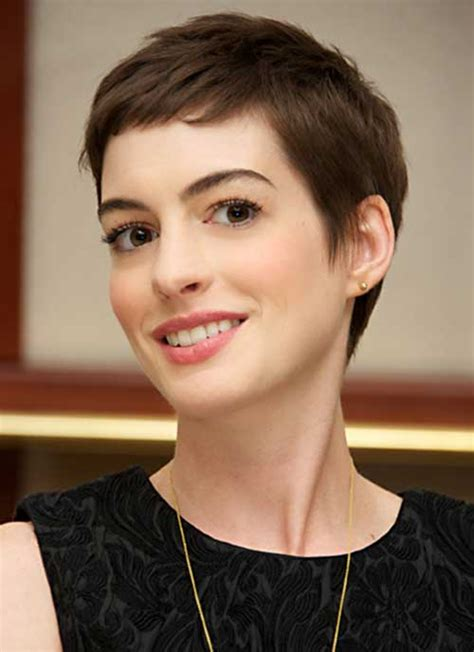 google pixie haircuts anne hathaway google search anne hathaway pinterest