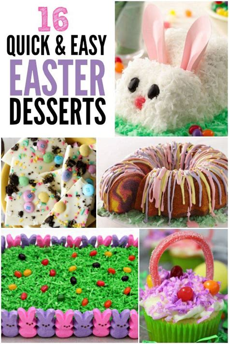 easy easter desserts 1000 ideas about easy easter desserts on pinterest